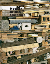 Catalogue cover, Modern British Sculpture exhibition at the Royal Academy