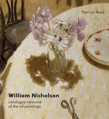 William Nicholson catalogue by Patricia Reed